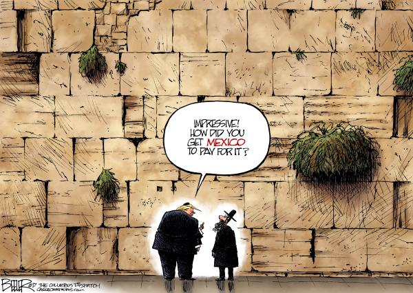 TheWall Cartoon
