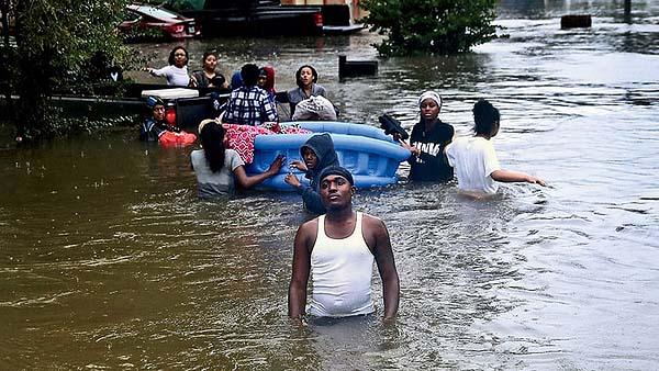 FloodedHouston